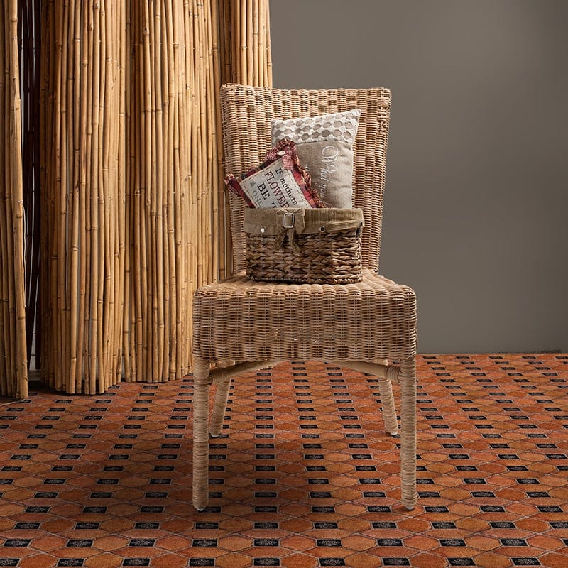 Pedralbes Terracotta Tile | MGM Tile